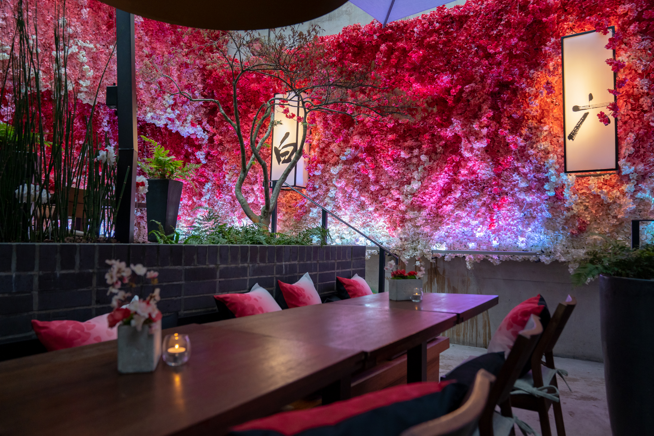 Event Space Nobu Hotel London Shoreditch