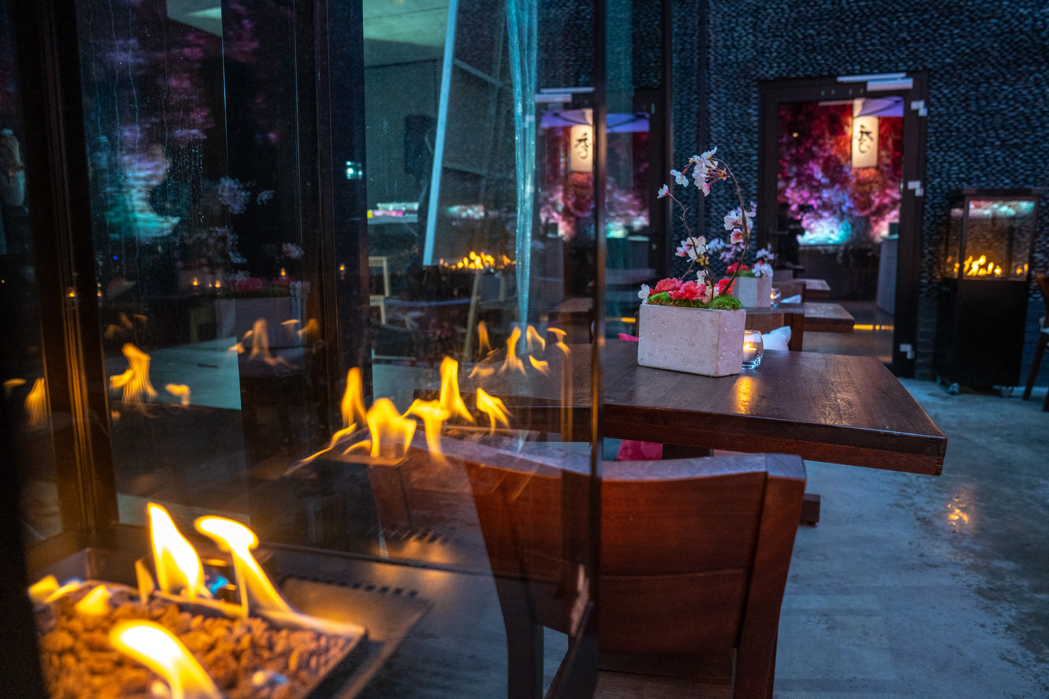 NAMI Bar Nobu Hotel London Shoreditch