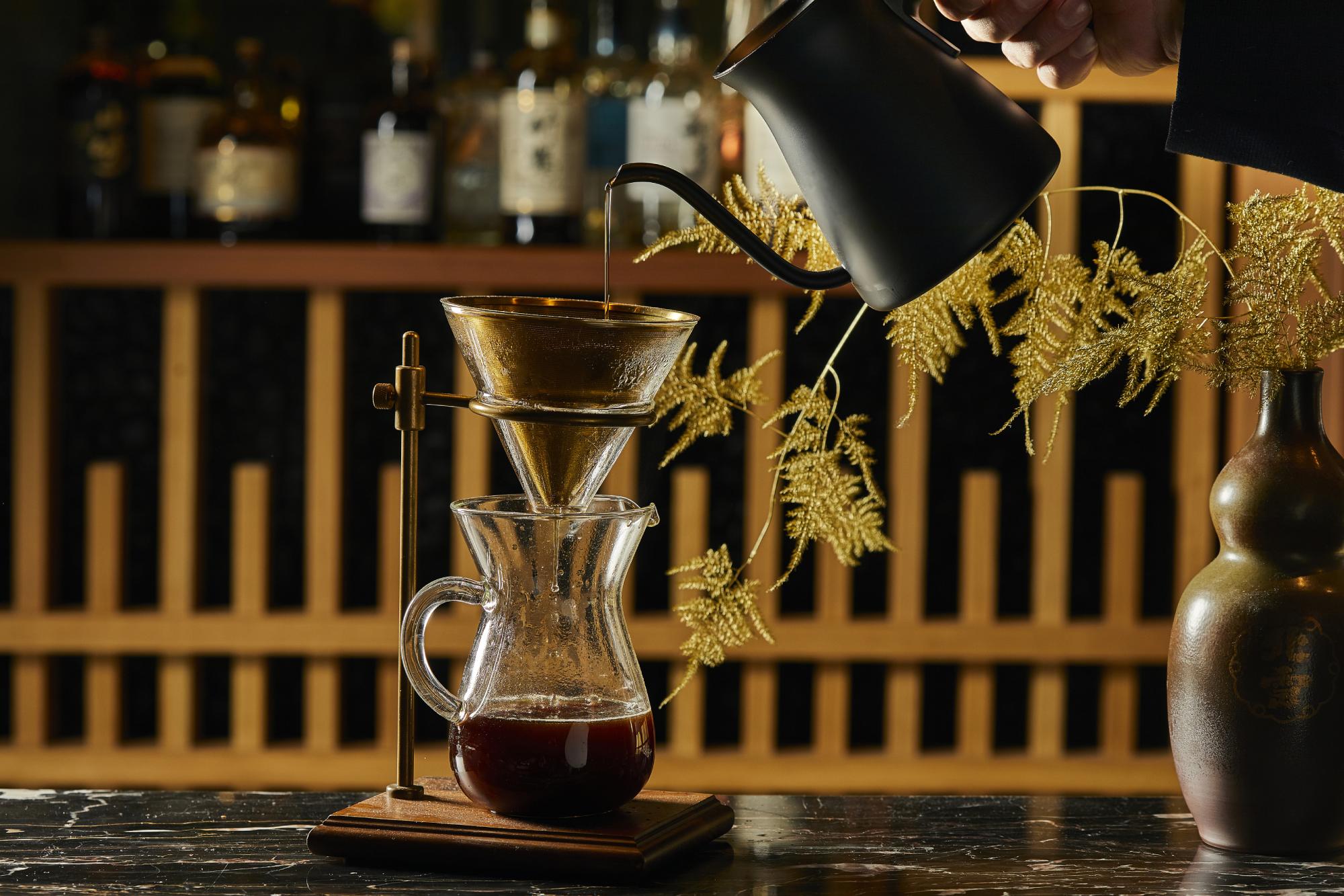 Nobu Cafe Shoreditch Kinto Coffee