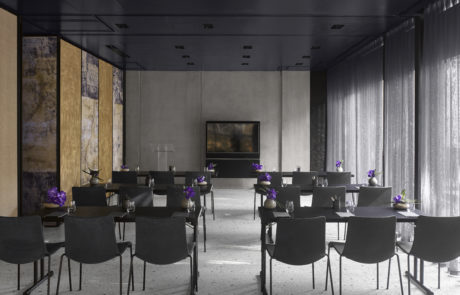 Classroom Meeting Nobu Hotel London Shoreditch