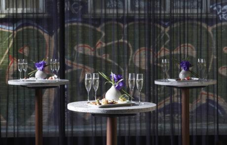 Reception Kaijo Nobu Hotel London Shoreditch